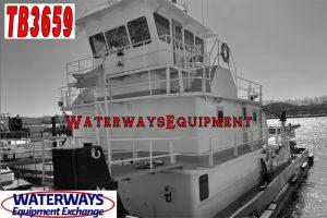 TB3659 - 2600 HP TOWBOAT