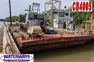 CB4005 - AMERICAN 4250 CRANE BARGE