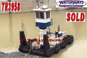 TR3958 – 600 HP TRUCKABLE BOAT