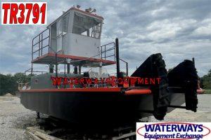 TR3791 – 400 HP TRUCKABLE BOAT