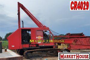 CR4029 - 1964 MANITOWOC 3900 VICON CRAWLER CRANE