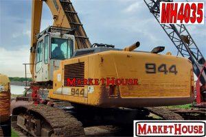 MH4035 - 2012 LIEBHERR 944 MATERIAL HANDLER