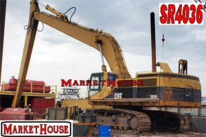 SR4036 - 2007 CAT 385 w/ MSD 100 SHEAR